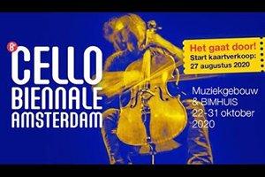 Cello Biënnale Amsterdam 2020
